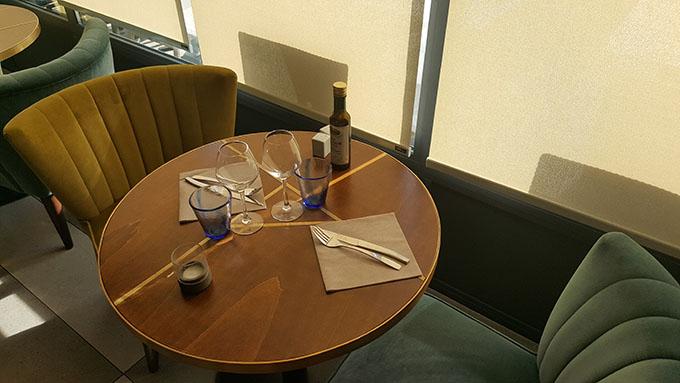 Il ristorante 12