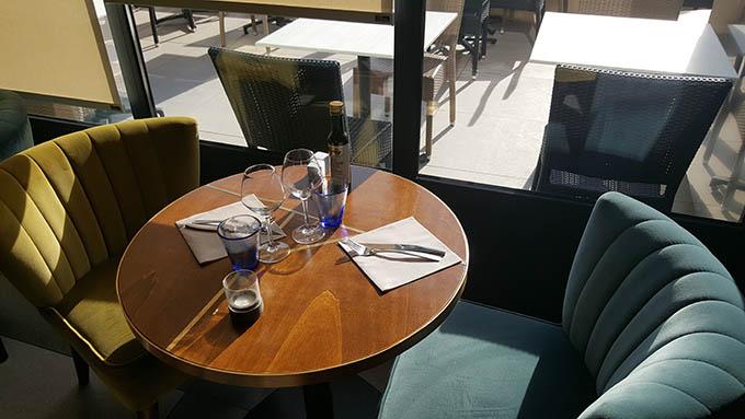 Il ristorante 13