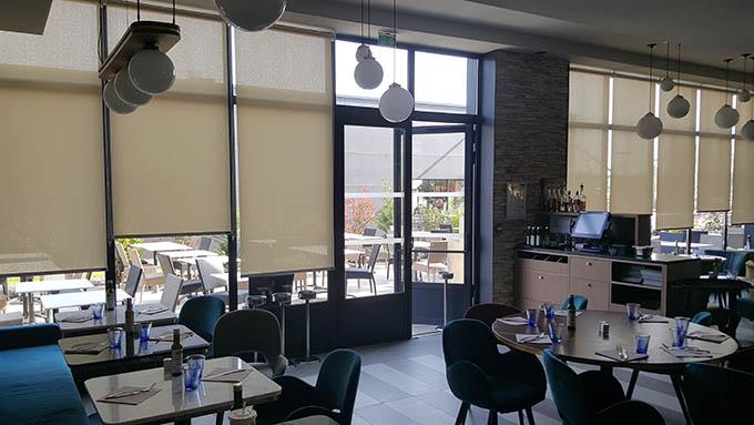 Il ristorante 14