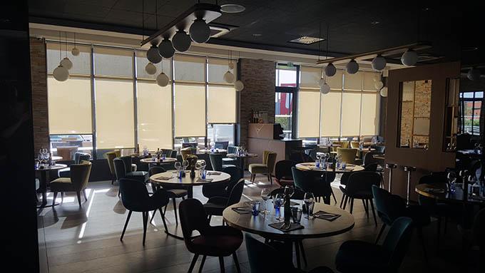 Il ristorante 16