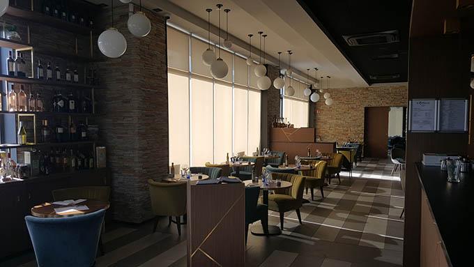 Il ristorante 18