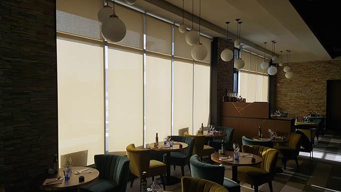 Il ristorante 19