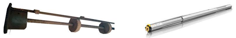 axes de volet roulant
